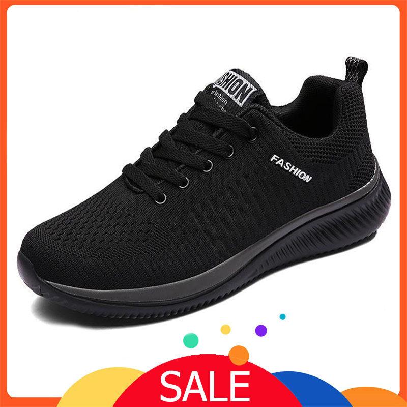 (San Zu Giày chạy bộ Nam Trọng lượng nhẹ Giày thể thao thời trang cho nam Đi bộ Mũ lưỡi trai Giày ren cho nam Giày thông thường Giày nam leo núi 38-45