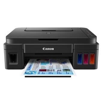 Canon PIXMA G3000 Refillable Ink Tank Wireless All-In-One Printer