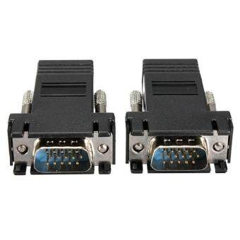 VGA Extender To LAN 30M CAT5e CAT6 CABLE 2PCS