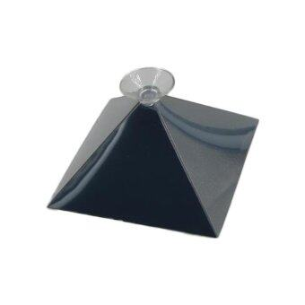 Whyus-New Creative 3D Hologram Pyramid Display Holographic Showcase for Smartphones Christmas Gift - intl