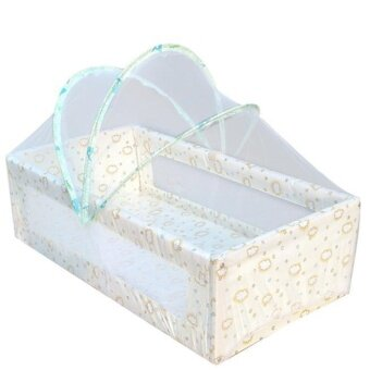 Universal Baby Cradle Bed Mosquito Nets Summer Baby ArchedMosquitos Net - intl