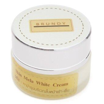 Brundy Skin Mela White Cream 5 g.