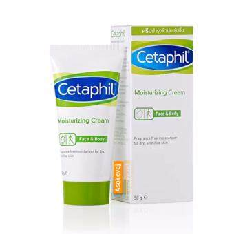 CETAPHIL MOISTURIZING CREAM 50GM (1หลอด)