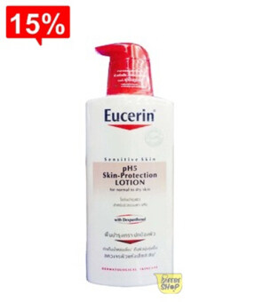 Eucerin Ph5 skin protection lotion for normal to dry skin 400ml