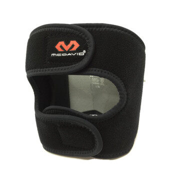 MCDAVID MC 419 ADJUSTABLE KNEE SUPPORT (Black / สีดำ)