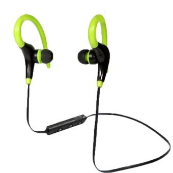 Wireless Bluetooth4.1 Headset Stereo Headphone Sport Earphone Handfree Universal - intl