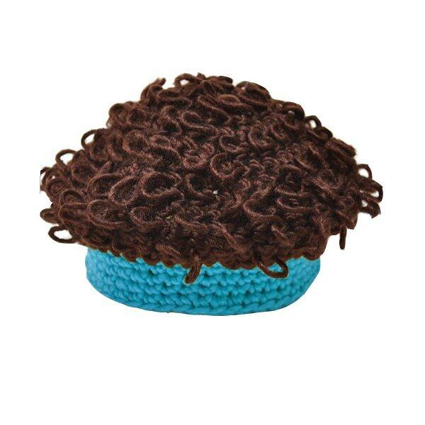 หมวกไหมพรมทรง Afro