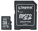 Kingston Micro SD Class10 High Speed 32GB
