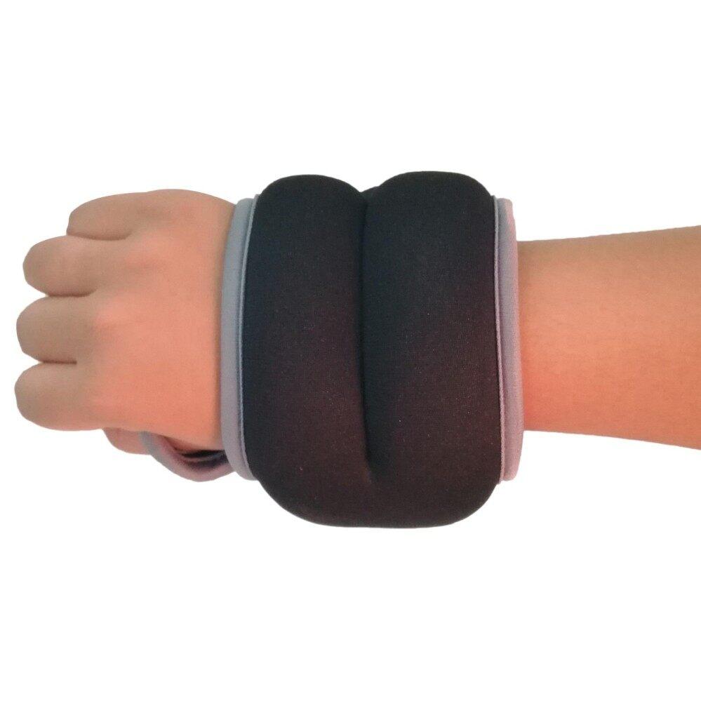 ราคา ราคาถูกที่สุด Sportland ถุงทราย ข้อมือ เสริมกล้ามเนื้อ Spl Wrist Weight 1 Kg สีเทา