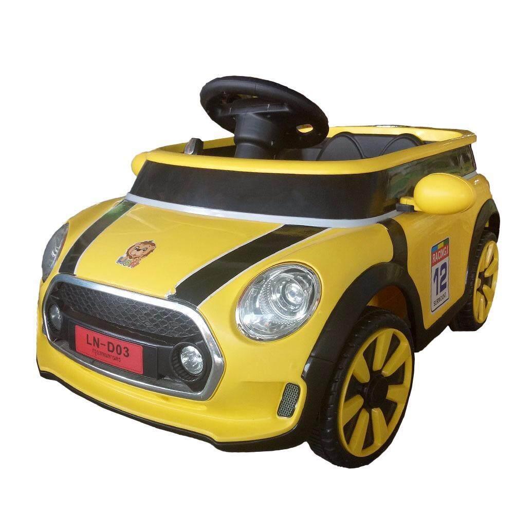 Rctoystory รถแบตเตอรี่ รถเด็กนั่ง รถเก๋งมินิ รีโมท
