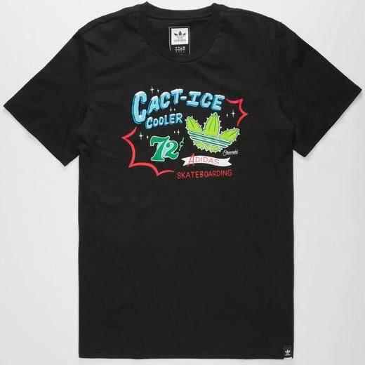 ขาย Adidas Cact Ice Cooler Mens T Shirt ของเเท้ Adidas ออนไลน์
