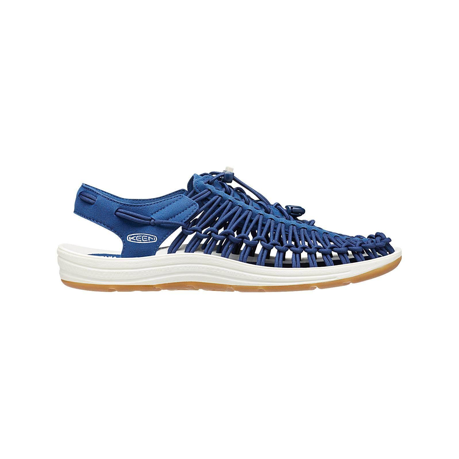 Keen รองเท้าผู้หญิง รุ่น UNEEK(ESTATE BLUE/WHITE)