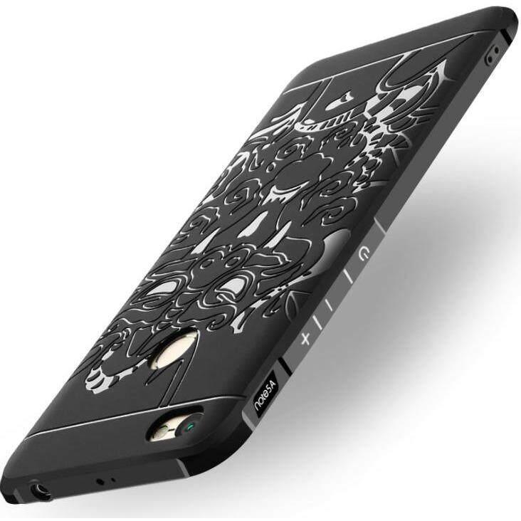 ราคา เคส Xiaomi Redmi Note 5A Prime Tpu สีดำ ลายมังกร ใหม่