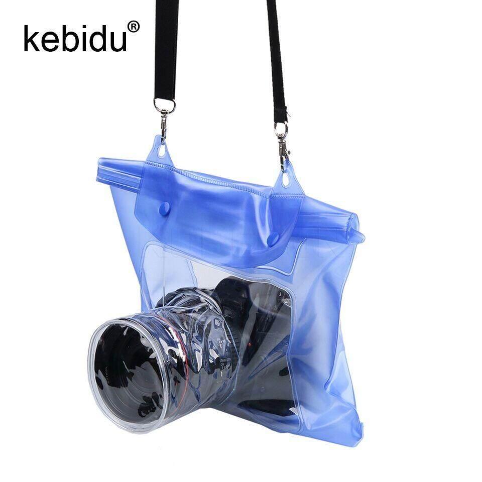 โปรโมชั่น กระเป๋าใส่กล้องกันน้ำ Pvc ซิปล็อค 2 ชั้น ใน Thailand