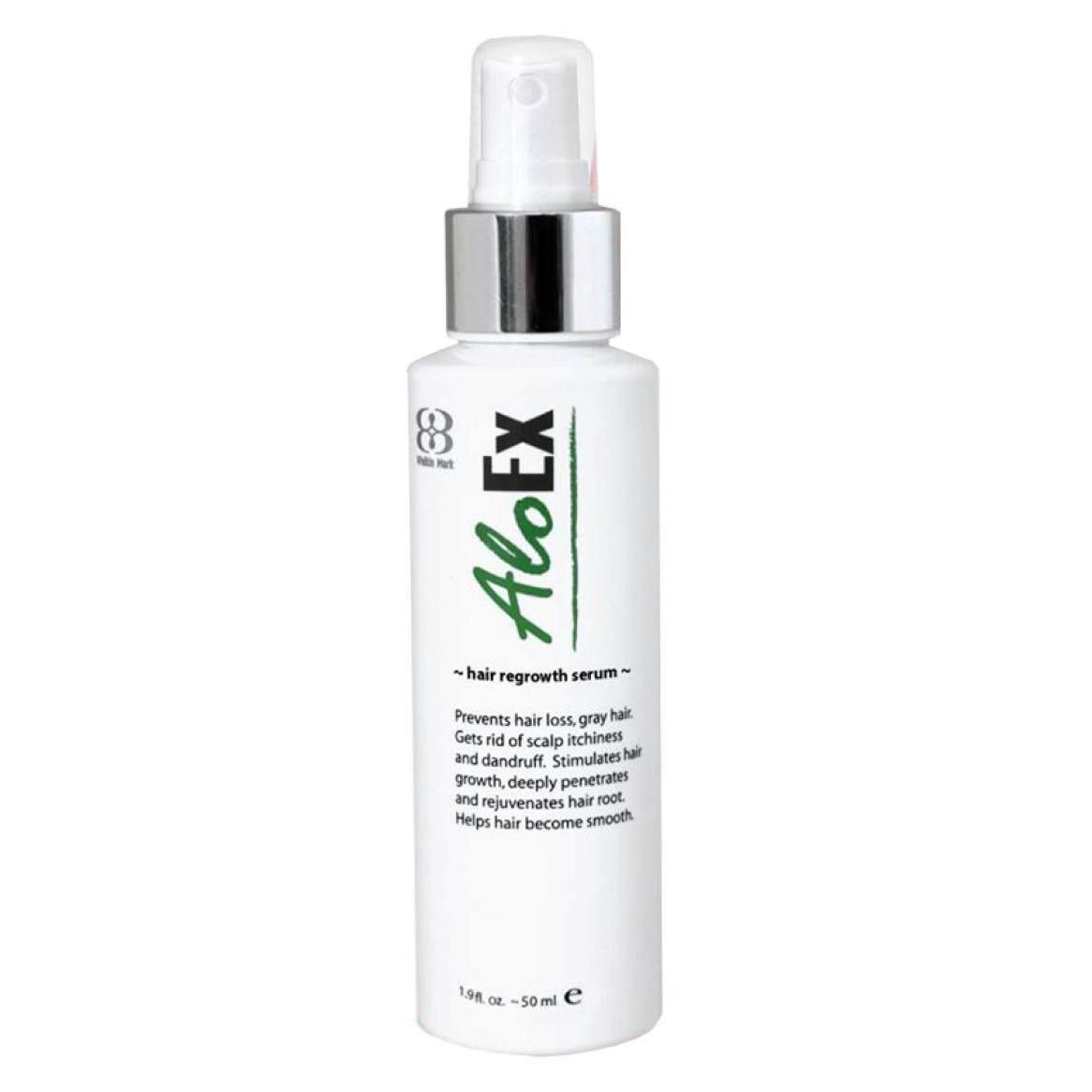 ซื้อ Aloex Hair Regrowth Serum 50 Ml เซรั่มสำหรับคนผมบางและผมร่วง Aloex