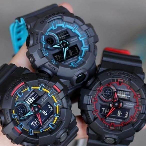 ขาย นาฬิกาข้อมือแฟชั่น รุ่น Ga 700Se 1A4 Two Tone ออนไลน์ ใน กรุงเทพมหานคร