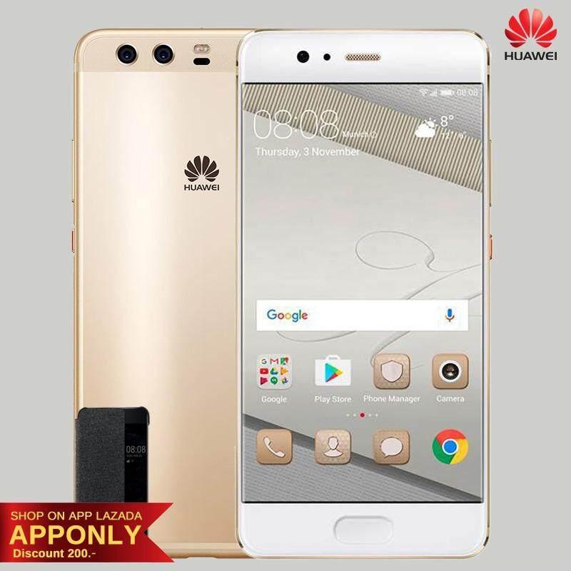 Huawei P10 5 15 นิ้ว 64Gb ฟรี Smart View Cover ประกันศูนย์ไทย 1ปี ไทย
