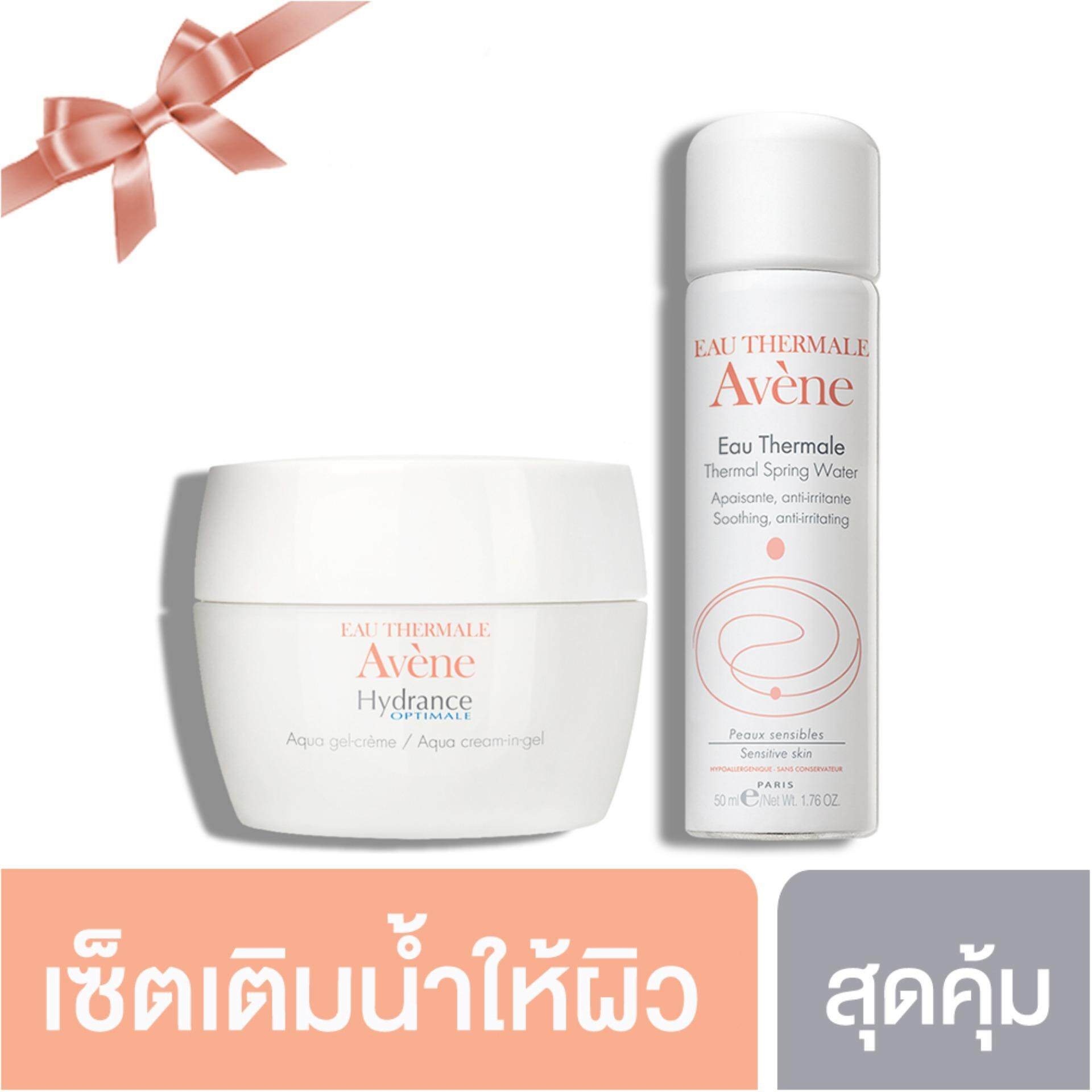 Avene Hydrance Optimale Aqua Cream In Gel Avene Thermal Spring Water 50Ml Bt กรุงเทพมหานคร