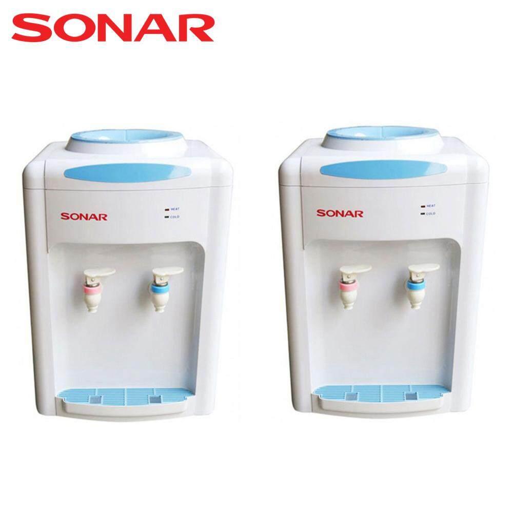 SONAR เครื่องทำน้ำร้อน-น้ำเย็น รุ่น WD-DT362HC แพ็คคู่สุดคุ้ม