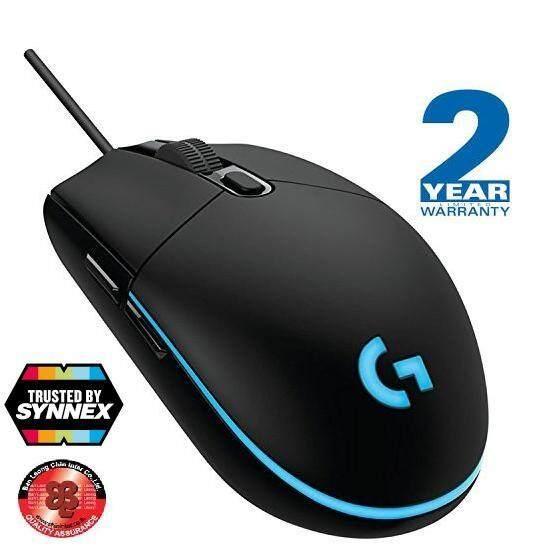 โปรโมชั่น Mouse เม้าส์ Logitech Gaming G102 Podigy 2 Years Warranty Logitech Gaming