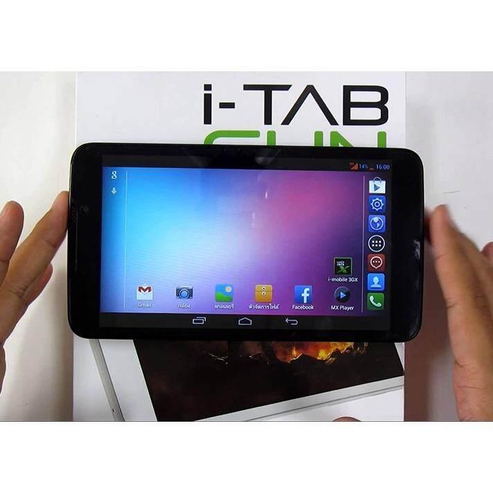 i-mobile i-TAB FUN 3G 4GB (Black)