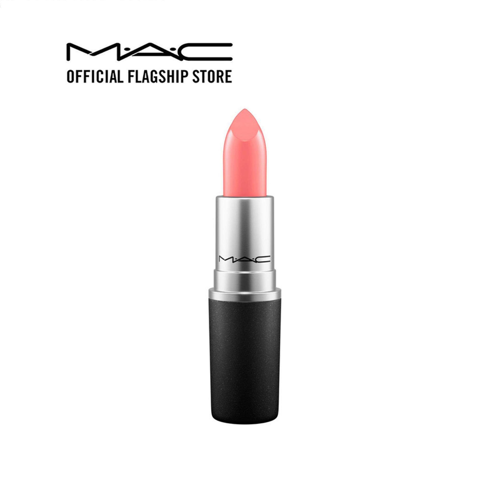 MAC CREMESHEEN LIPSTICK CORAL BLISS