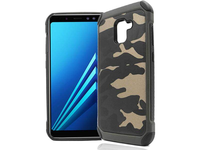 ACT Case Samsung Galaxy J6 (2018) / J6 (2018) / SM-j600 / เจ6  2018 / เจ6 (2018) Model Soldier Series  Cover