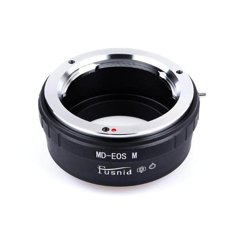 Md Eosm Md Efm Lens Mount Adapter Minolta Md Mc Lens To Canon Eos M Ef M Mount Camera Fusnid ถูก ใน กรุงเทพมหานคร