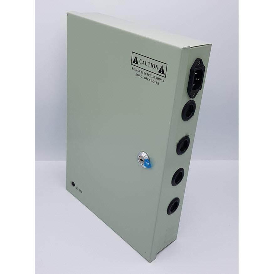 ขาย ตู้จ่ายไฟ Dc12V 30A 360W Switching Power Supply สำหรับกล้องวงจรปิด 18 ตัว ถูก ใน กรุงเทพมหานคร