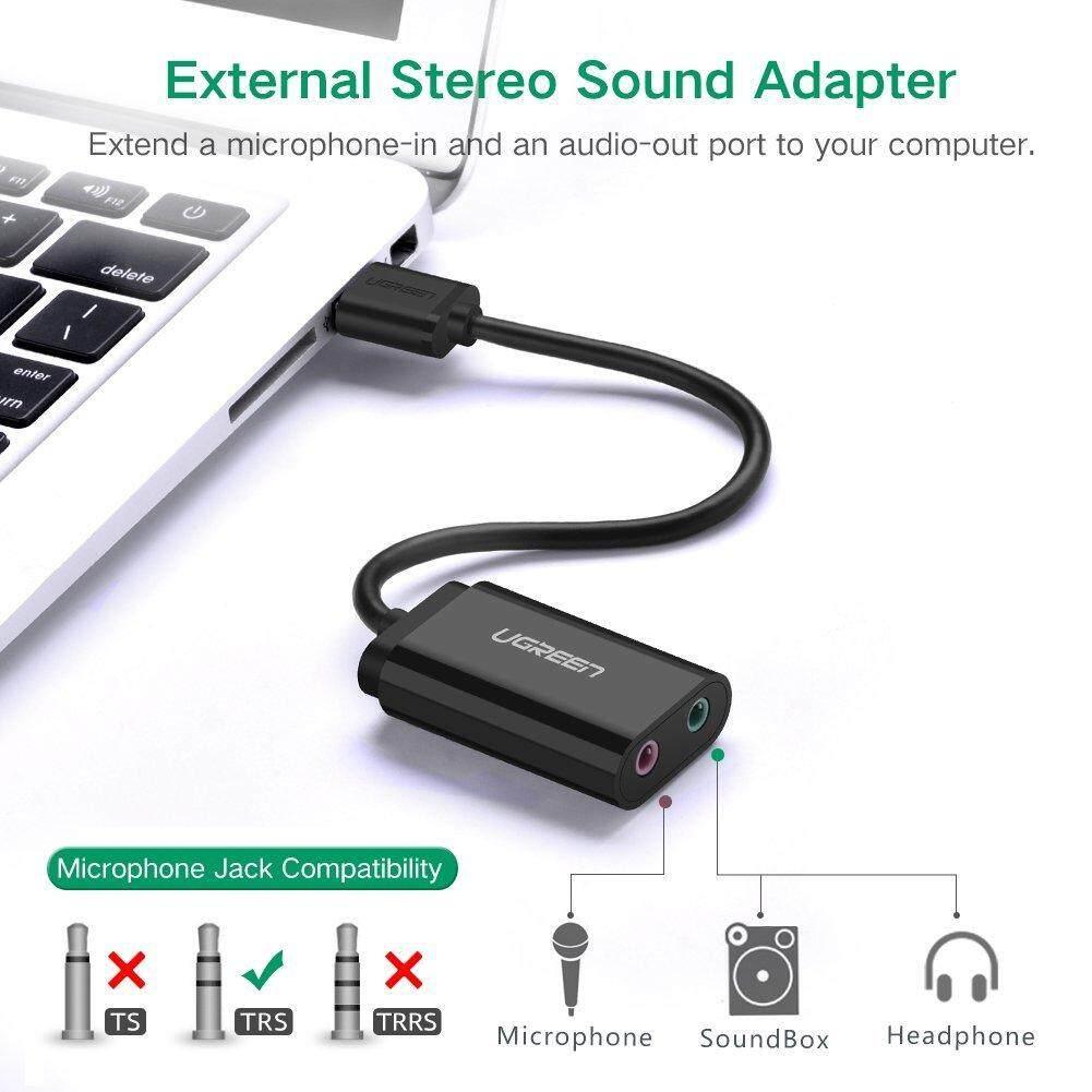Usb External 3d Virtual 81 Channel Audio Pclaptopheadphone Sound Soundcard 71 Card Mini Cxxnel 610itiairrl Sl1001