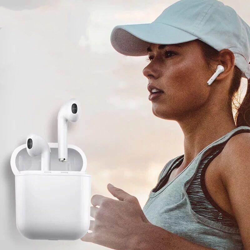 ราคา I7S Tws Afans Bluetooth 4 2 Mini Wireless Bluetooth พร้อมกล่องชารจ์ หูฟัง บลูทูธ 2 ข้าง Sterio Wireless Music Bluetooth Earphone 4 2 Stereo หูฟังไร้สายแบบคู่ For Iphone Samsung โทรศัพท์ทุกรุ่น ถูก