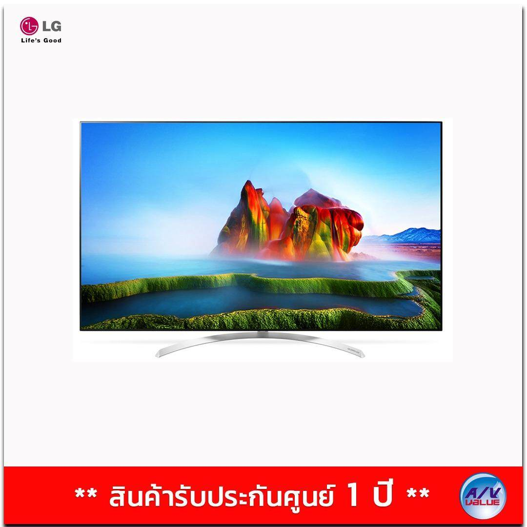 ทบทวน Lg Super 4K Uhd Tv รุ่น 65Sj850T ขนาด 65 นิ้ว Sj85 Super Uhd Tvs With New Nano Cell Technology Lg