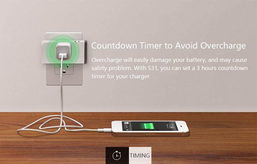 สมาร์ทปลั๊ก Smart Plug Sonoff S31 - DMS Smart