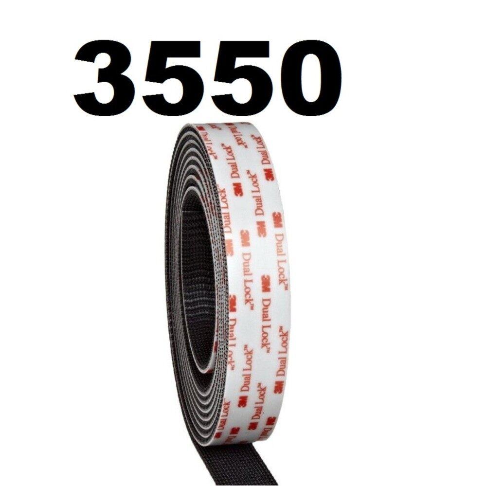 ขาย 3M Sj3550เทปตีนตุ๊กแกDual Lockหลังกาวอะคริลิค สีดำ หน้ากว้าง1นิ้วX10ฟุต 3M ถูก
