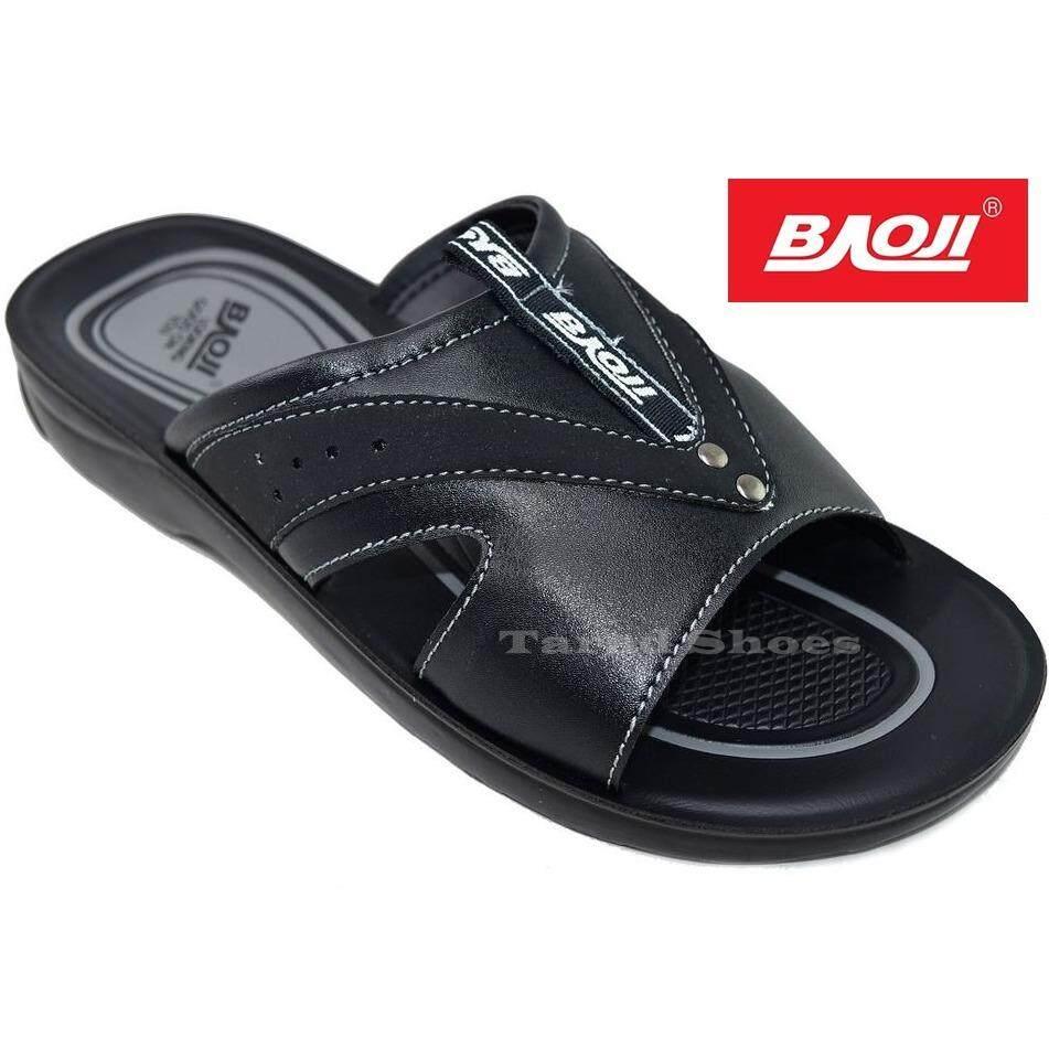 ซื้อ Baoji รองเท้าแตะผู้ชาย Baoji รุ่น Pm938 Baoji ออนไลน์