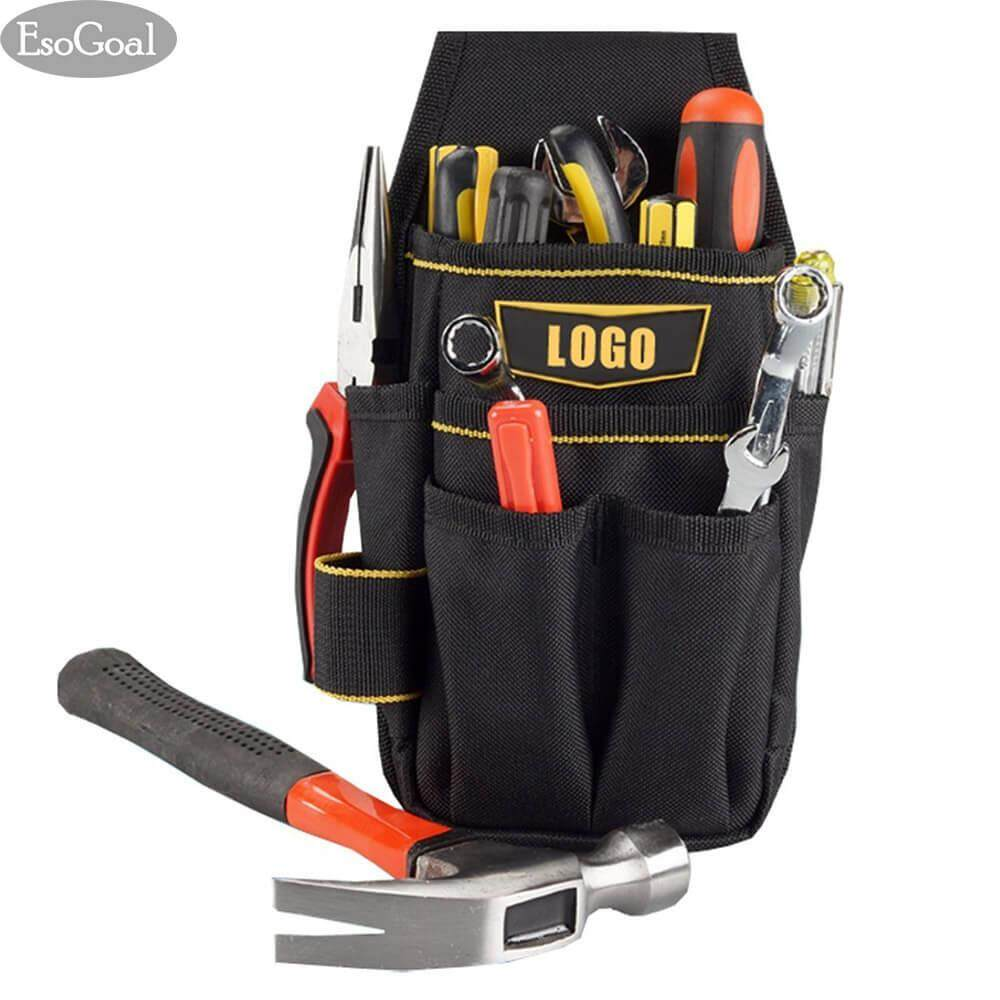 ขาย Esogoal Hardware Tool Kit Bag Water Resistant Shoulder Strap Tool Backpack Collection ใหม่