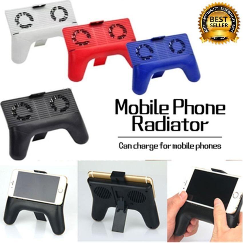 3in1 Mobile Joypod จอยเกมส์มือถือ พาวเวอร์แบงค์ พัดลมระบายความร้อน แถมฟรี จอยสติ๊กมือถือเล่นเกมส์