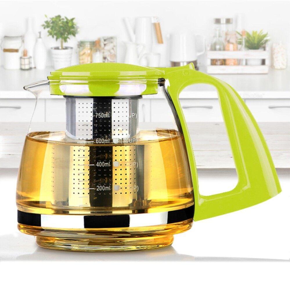 ขาย Tea Pot กาชงชา 750 Ml สีเขียว ผู้ค้าส่ง