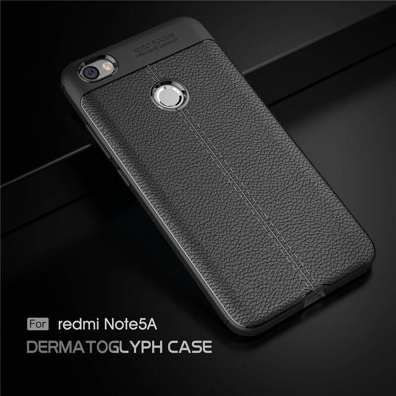 ขาย เคส Xiaomi Redmi Note 5A Prime ซิลิโคน Tpu ลายหนัง เคสนิ่ม ใน เชียงใหม่