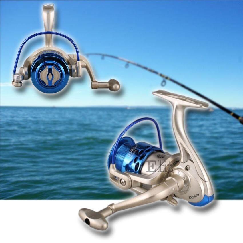 ซื้อ Elit รอกตกปลา รอกสปินนิ่ง Sy2000 Fishing Spinning Reel ใน กรุงเทพมหานคร