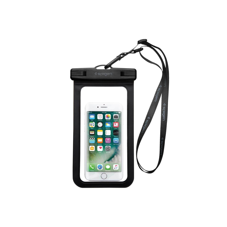 โปรโมชั่น Spigen ซองกันน้ำ Velo A600 Universal Waterproof Phone Case Black กรุงเทพมหานคร