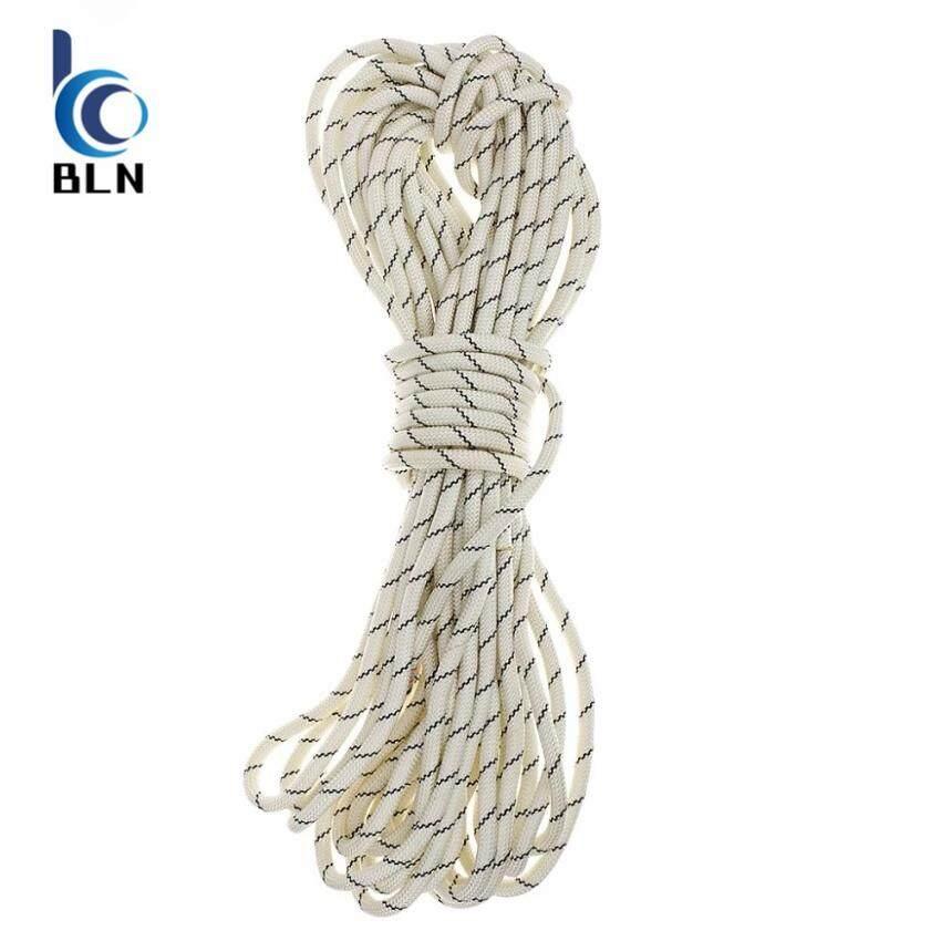 ซื้อ 【Bln Outdoor】Outdoor Caving Rescue 2600Kg Tension 10 5Mm 20M Static Climbing Rope Unbranded Generic