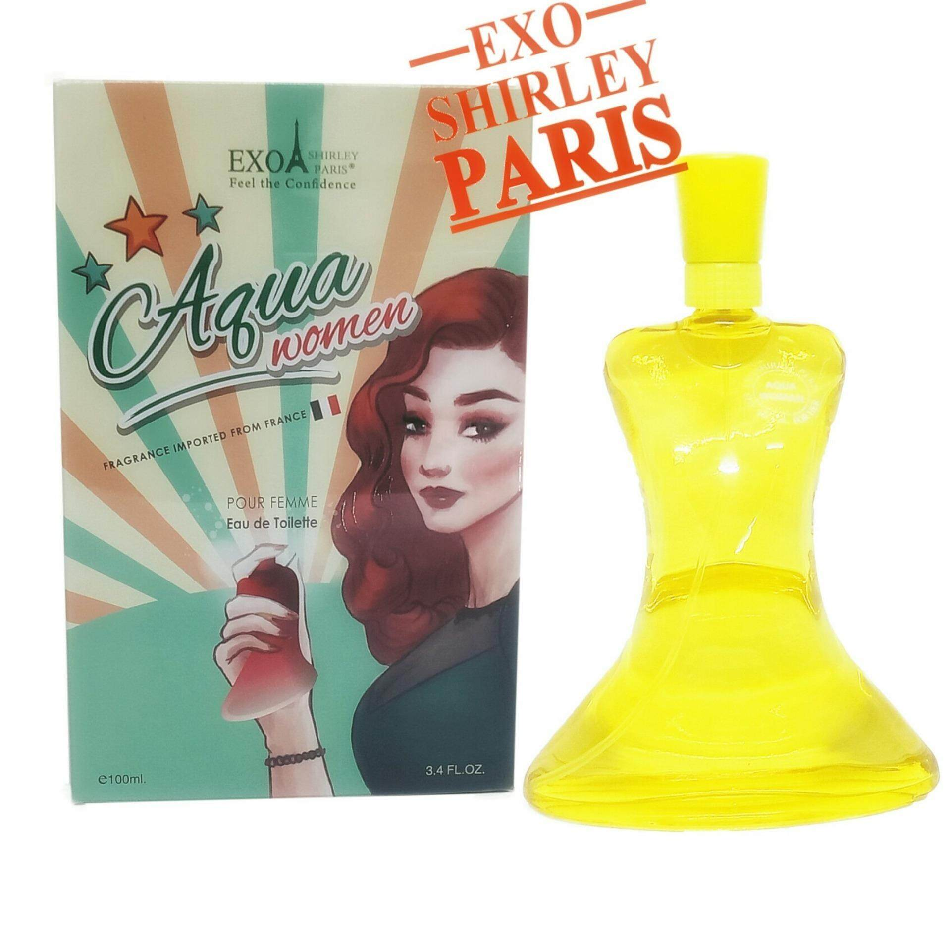 ซื้อ Marie Pierre Paris Exo Shirley Paris Aqua Woman ออนไลน์