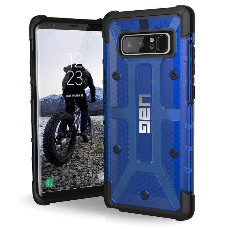 A2ZSHOP - ซัมซุงกาแล็กซี่ซัมซุง MONARCH HYBRID URBON ARMER GEAR UAG Mesh Hard Back Case Cover For Samsung Galaxy NOTE 8