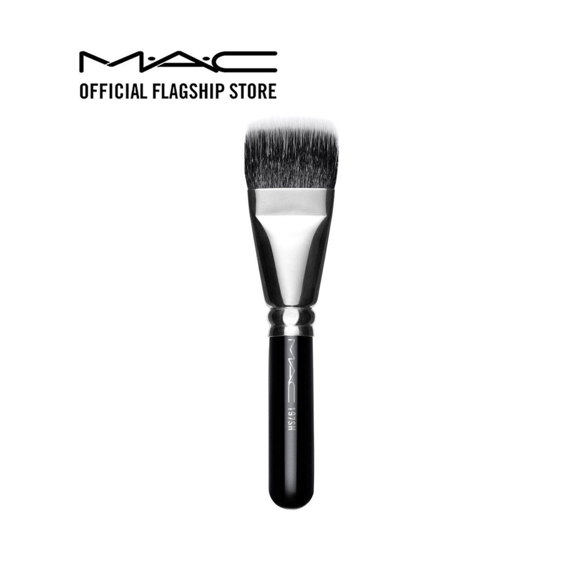 MAC BRUSHES 197SH DUO FIBRE SQUARE BRUSH