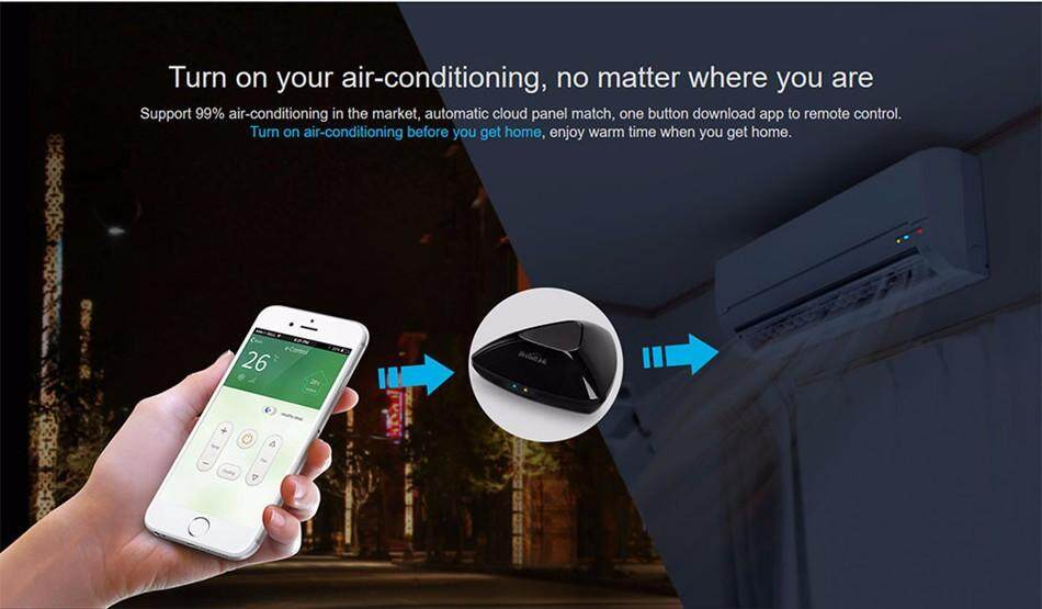 Broadlink RM pro+ DMS Smart air-conditioning