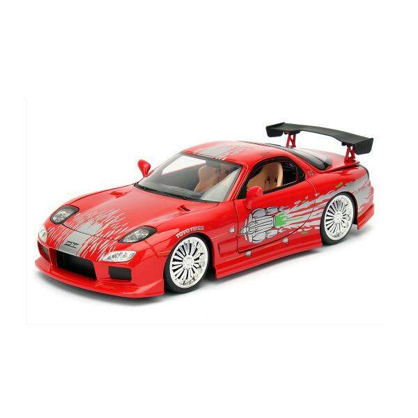 ส่วนลด Fast And Furious ภาค 1 ขนาด 1 24 Dom S Mazda Rx 7 Jada ใน กรุงเทพมหานคร
