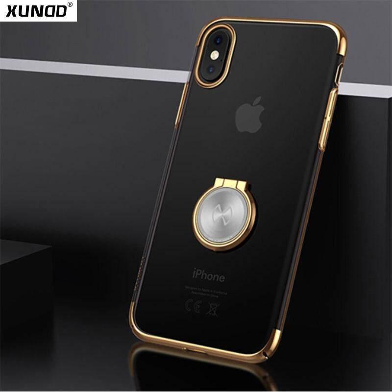 ขาย Xundd Magic Jazz Transparent Hard Pc Case ของแท้ สำหรับ Iphone X
