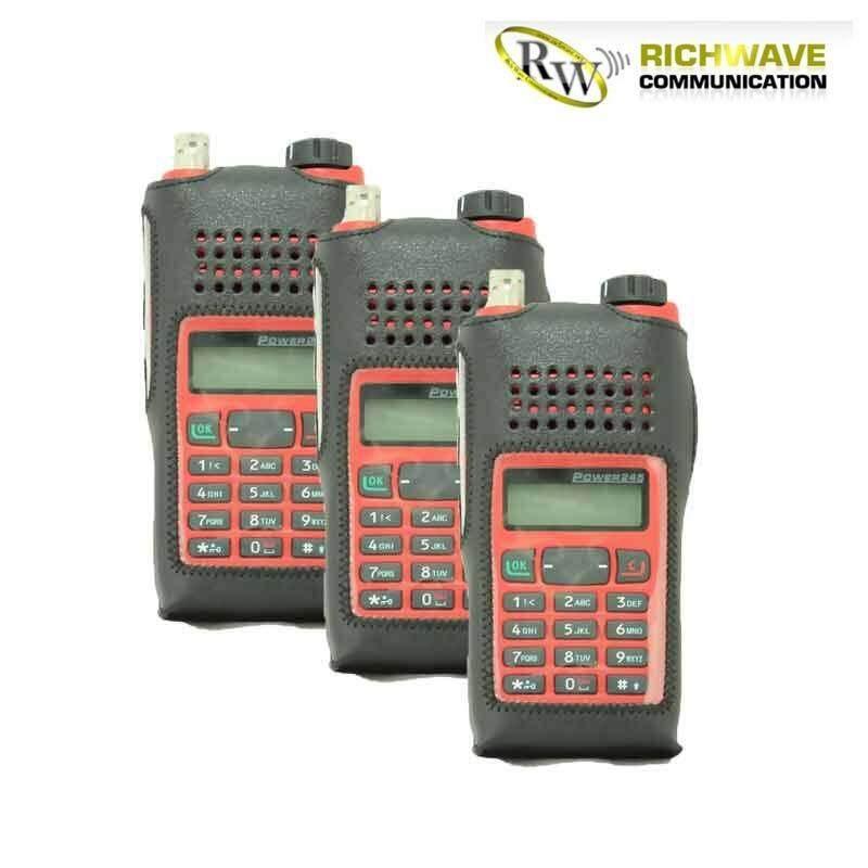 ทบทวน Hyt ซองหนังวิทยุสื่อสาร รุ่น Power 245 580Vr 580V T 3 ซอง
