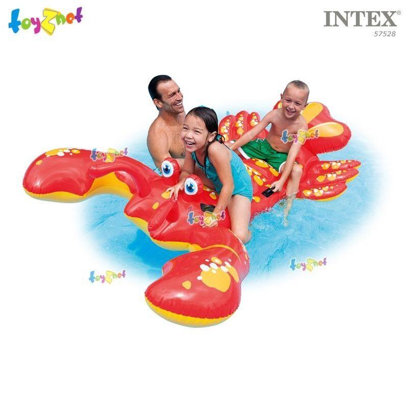 ขาย Intex แพยาง เป่าลม กุ้งมังกร ยักษ์ รุ่น 57528 ใหม่